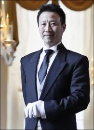 Peter Fan from China - Graduate of The International Butler Academy