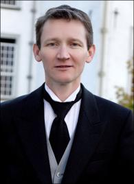 Peter Lowell from England - Graduate of The International Butler Academy