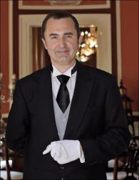 Philippe Arribet from France - Graduate of The International Butler Academy