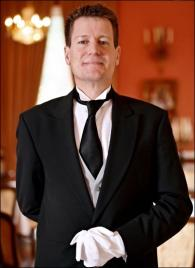 Pieter Le Roux from South Africa  - Graduate of The International Butler Academy