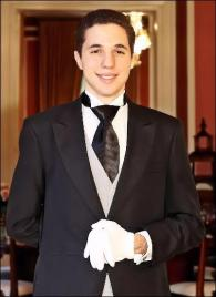 Nektarios Pripakis from Greece - Graduate of The International Butler Academy