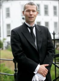 Radomir Prokopec from Czech Republic - Graduate of The International Butler Academy