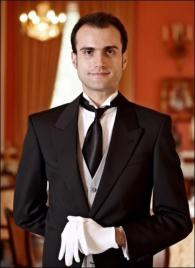 Raffaele Forastiere from Italy - Graduate of The International Butler Academy