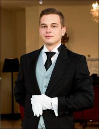Robert Benes from Slovakia - The International Butler Academy