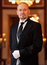 Roger Edgren from Sweden - Graduate of The International Butler Academy