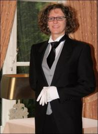 Simone Vierath from Germany - Graduate of The International Butler Academy