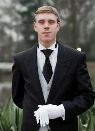Stefan Vandenhoeck from Belgium - Graduate of The International Butler Academy