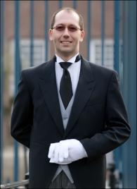 Steven van Balberghe from Belgium -  Graduate of The International Butler Academy