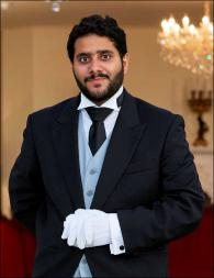 Sulaiman Binsafyan from Saudi Arabia - Graduate of The International Butler Academy