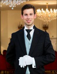 Sylvain Beaulieu from Canada - Graduate of The International Butler Academy