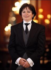 Sylvia Planitzer from Germany - Graduate of The International Butler Academy