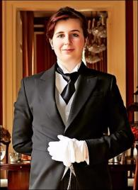 Sylvie de Smet from Belgium - Graduate of The International Butler Academy