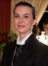 Angelique van der Walt from South Africa - Graduate of The International Butler Academy