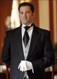 Vincenzo Massarella from Italy - Graduate of The International Butler Academy