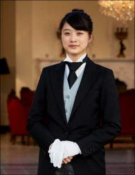 Chin-Yi Lu from Taiwan - Graduate of The International Butler Academy