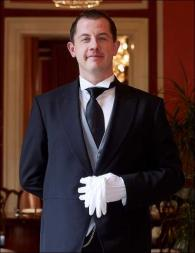 Michael Zotter from Austria - Graduate of The International Butler Academy