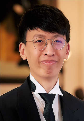 Zi-Xiang Tsai from Taiwan - Graduate of The International Butler Academy