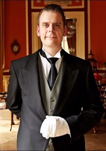 Andreas Lundin from Sweden - Graduate of The International Butler Academy