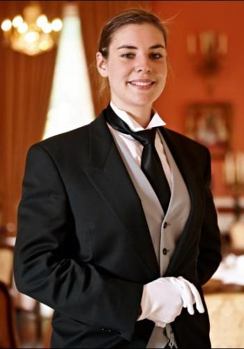 Catherine Turmes from Luxembourg - Graduate of The International Butler Acacemy