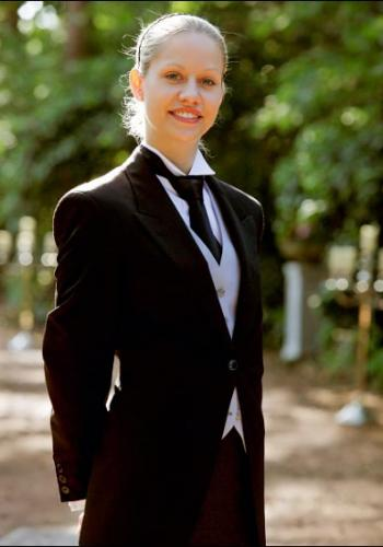 Gudrun Christine Malik from Germany - Graduate of The International Butler Academy