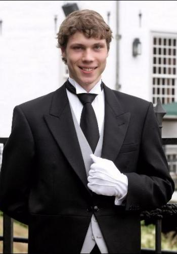 Henrik Ulpre from Estonia - Graduate of The International Butler Academy