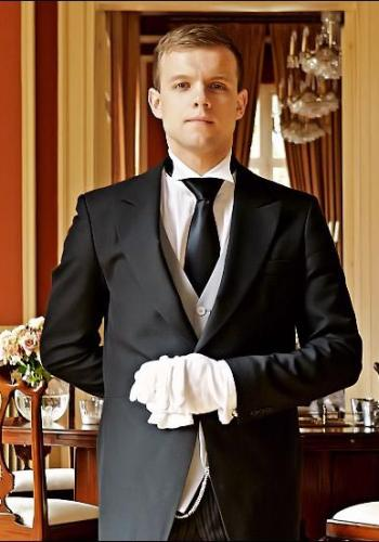 Jan Ole Herfurth from Denmark - Graduate of The International Butler Academy