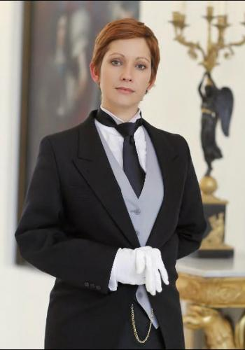 Jane Tamburelli from Switzerland - Graduate of The International Butler Academy