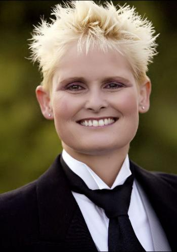 Jennifer McGregor from the USA - Graduate of The International Butler Academy