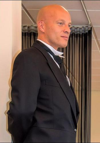 Joshua Braam from the Netherlands - Graduate of The International Butler Academy
