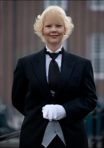 Lynn Jackson from the USA - Graduate of The International Butler Academy