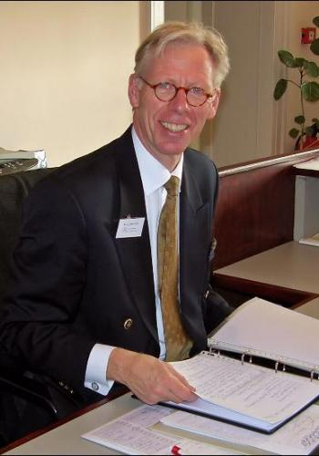 Melchior van der Meulen - Senior Butling Instructor - The International Butler Academy