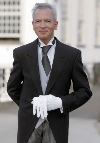 Olaf Eman from The Netherlands - Graduate of The International Butler Academy