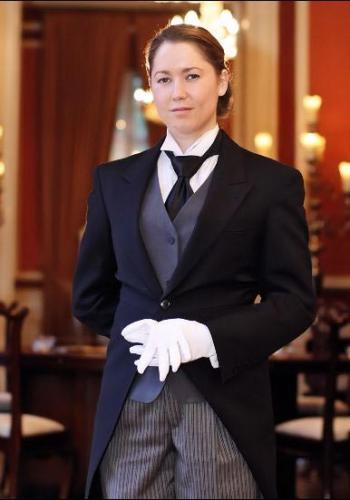 Olivia Ogier Denys de Collors from France - Graduate of The International Butler Academy