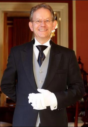 Paul Huizinga from The Netherlands - Graduate of The International Butler Academy