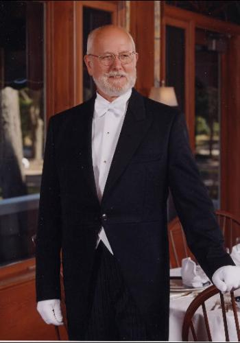 Philip Holt from the USA - Graduate of The International Butler Academy