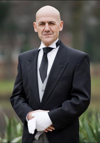 Philip Elisslde from France - Graduate of The International Butler Academy