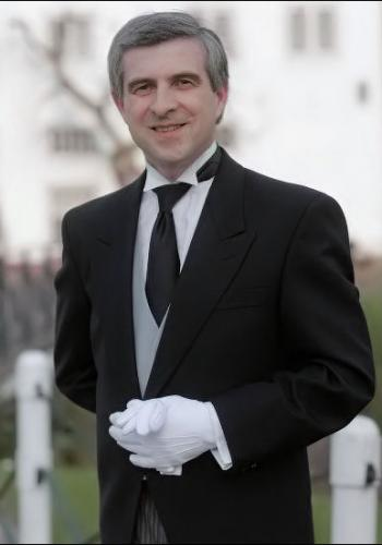 Renato Schumacher from Switzerland - Graduate of The International Butler Academy