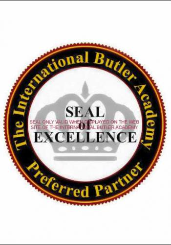 Seal of Excellence - The International Butler Academy