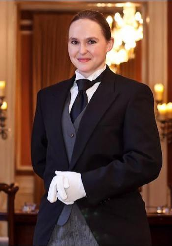 Stefanie Askamp from The Netherlands - Graduate of The International Butler Academy